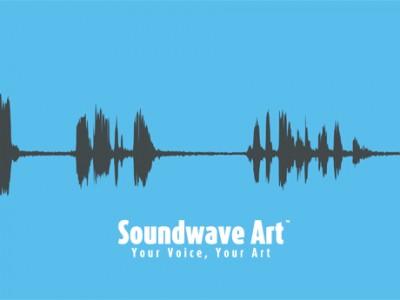 Soundwave Artwork Art