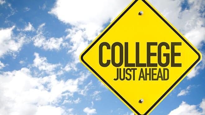 Move to college