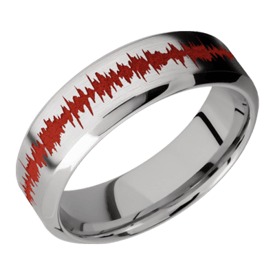 Soundwave Ring