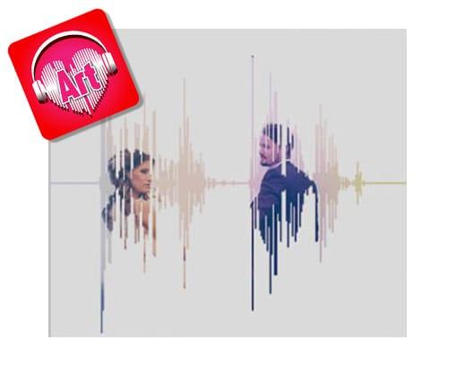 Soundwave art photo