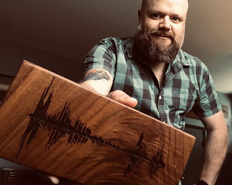 Mike LaTour - Soundwave Art